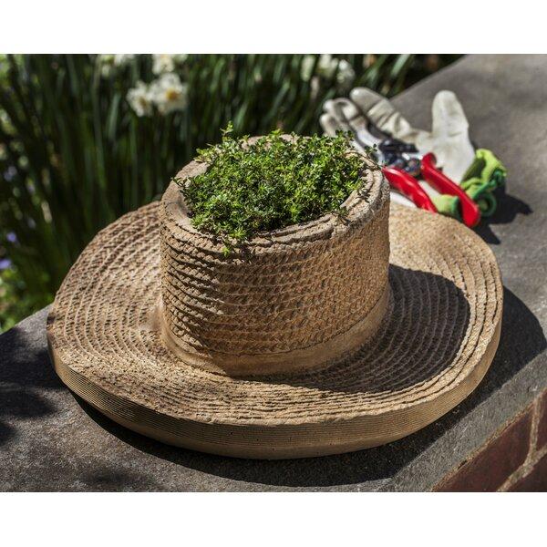 Cast Stone Pot Planter by Campania International
