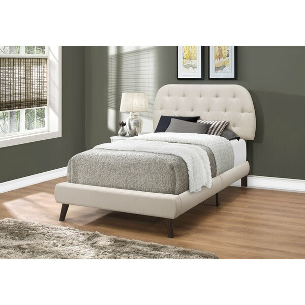 Springdale Upholstered Standard Bed by Wrought Studio