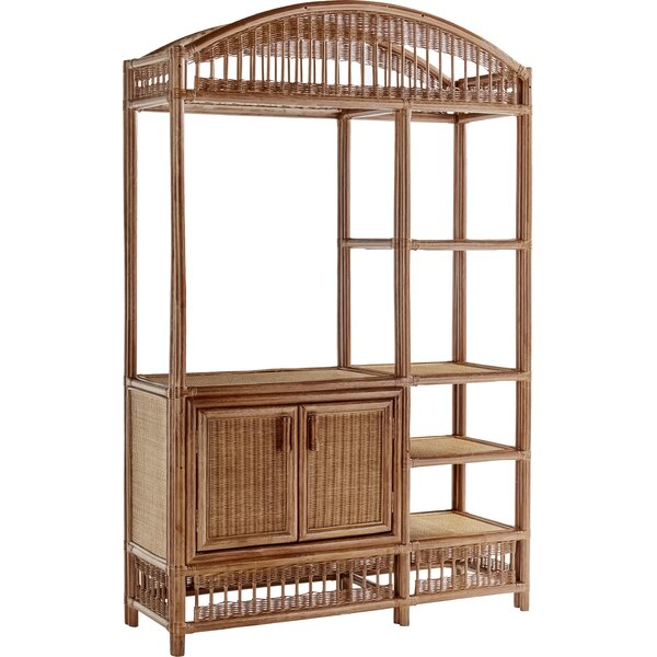 Staats Geometric Bookcase By Bay Isle Home