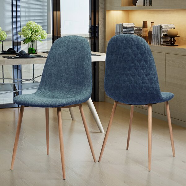Byromville Upholstered Dining Chair (Set of 2) by Zipcode Design