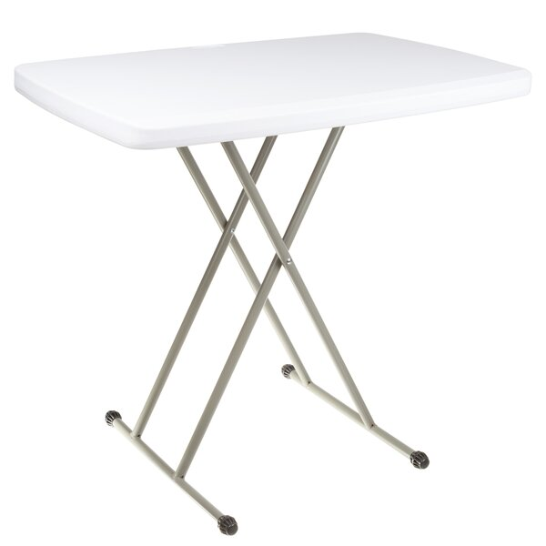 30 Rectangular Folding Table by Everyday Home