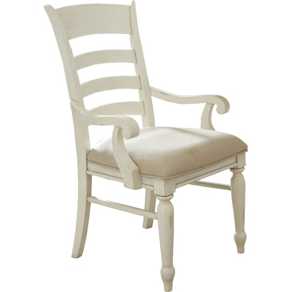 Georgina Ladder-Back Arm Chairs (Set of 2) by Birch Lane™ Heritage