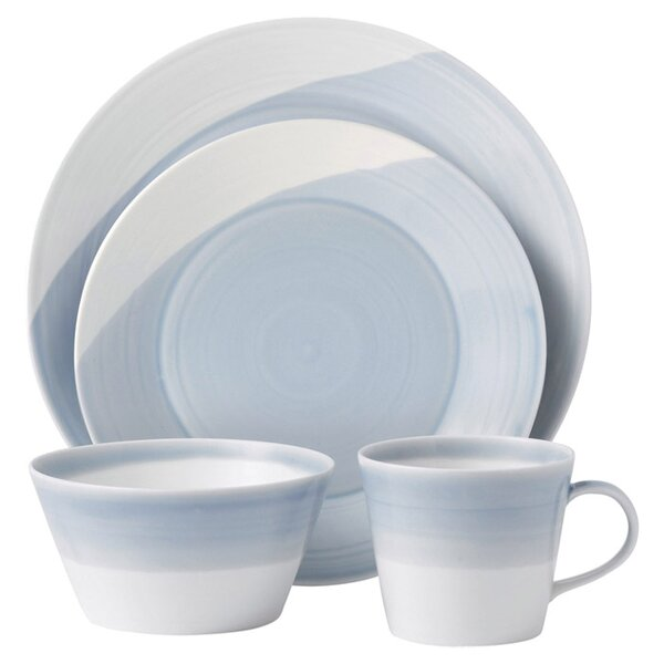 1815 4 Piece Place Setting, Service for 1 by Royal Doulton