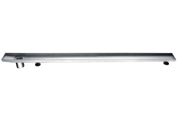 2 Linear Grid Shower Drain by Dawn USA