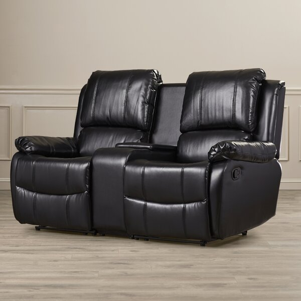 Sackville Home Theater Loveseat Row Of 2 By Darby Home Co