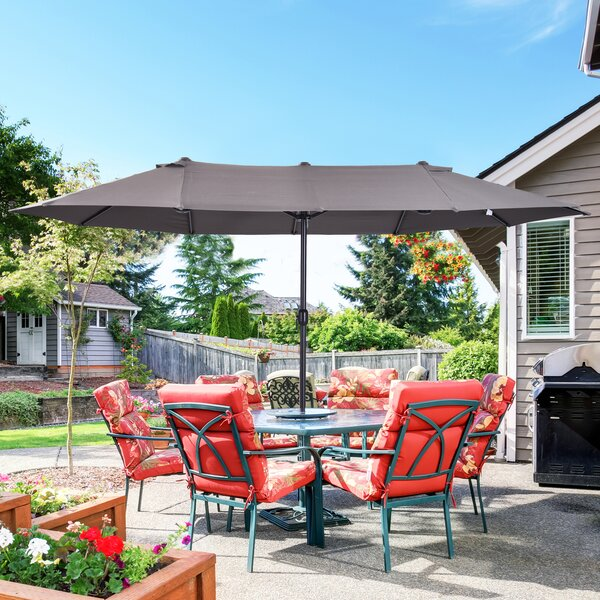 Lavonne Market Umbrella by Freeport Park
