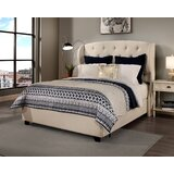 Sornson Upholstered Standard Bed by Darby Home Co