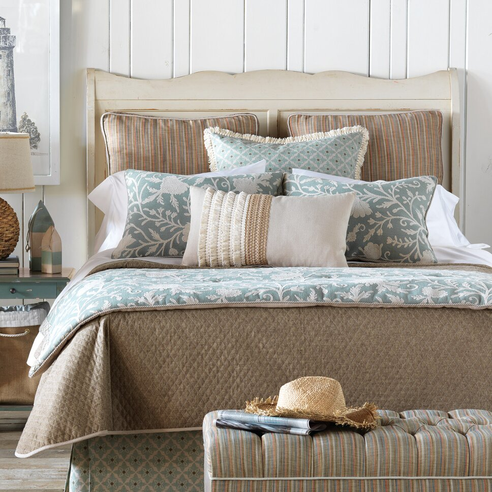 Coastal Bedroom Design Photo By Wayfair