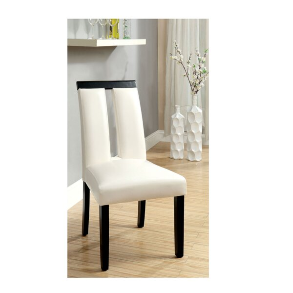 Kristina Upholstered Dining Chair (Set of 2) by Orren Ellis