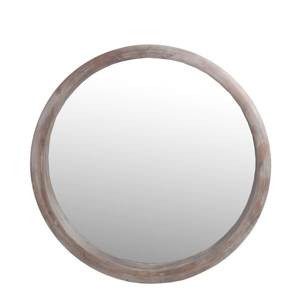 Worcester Accent Mirror by Rosecliff Heights