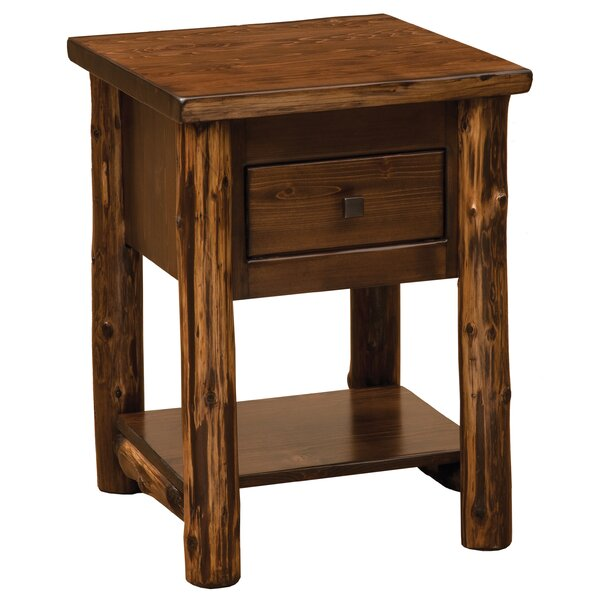 Han 1 Drawer Nightstand by Loon Peak