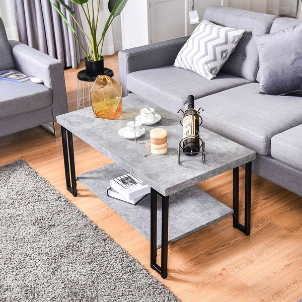 Elliana Accent Coffee Table by Wrought Studio