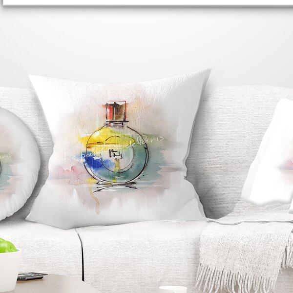 Perfume Bottle Pillow Wayfair
