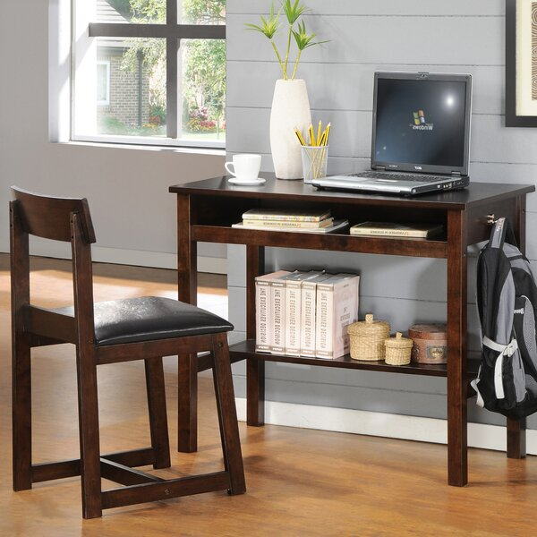 Writing Desk and Chair Set by Wildon Home ®