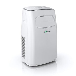 Ecohouzng 10,000 BTU Energy Star Portable Air Conditioner with Remote by Homevision Technology
