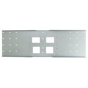 Stud Wall Plate for PLA Series by PeerlessAV