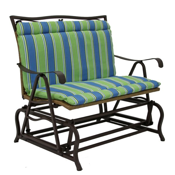 Indoor/Outdoor Lounge Chair Cushion by Blazing Needles