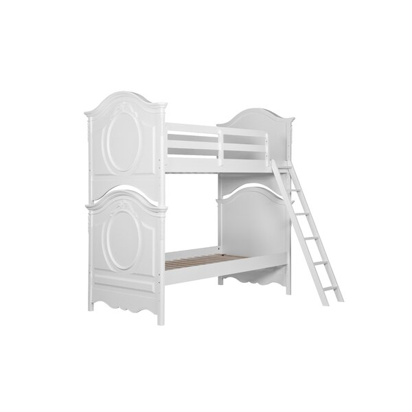 Dorcaster Twin Bunk Bed by Viv + Rae