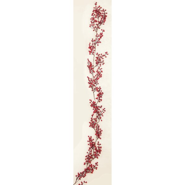 Weatherproof Berry Garland by Worth Imports