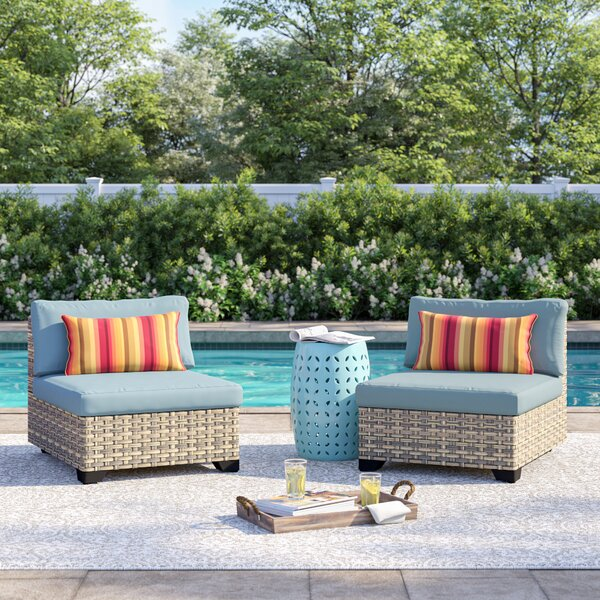 Rochford Patio Chair with Cushions by Sol 72 Outdoor Sol 72 Outdoor
