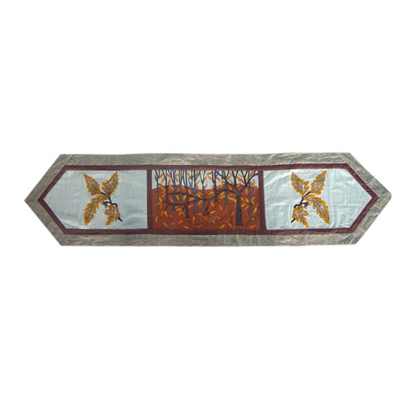 Lodge Fever Table Runner by Patch Magic