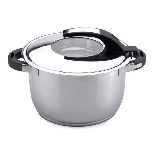 Virgo 7-qt. Stock Pot with Lid by BergHOFF International