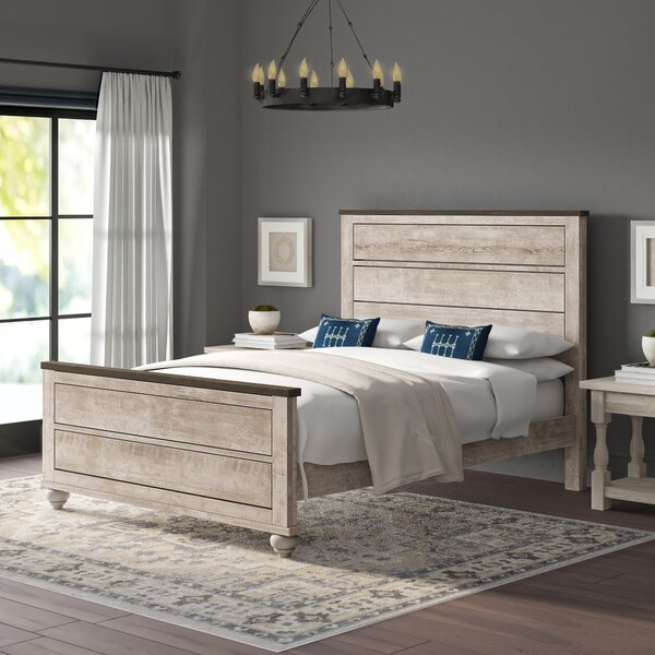 Pliner Standard Bed by Greyleigh