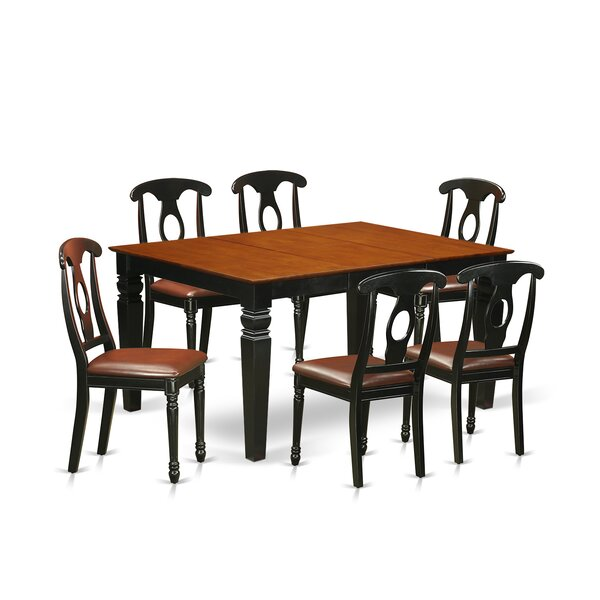 Beley 7 Piece Extendable Dining Set by Darby Home Co