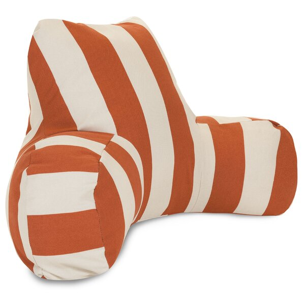 Mufeeda Indoor/Outdoor Bed Rest Pillow By Willa Arlo Interiors
