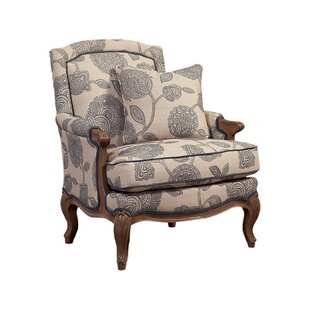 Great Price Carved Armchair By Paula Deen Home