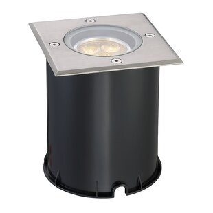 Buy luxury Square Inground 3 Light LED Deck Light By Eurofase
