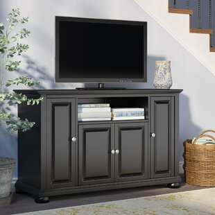 Hedon Cedarwood TV Stand For TVs Up To 50