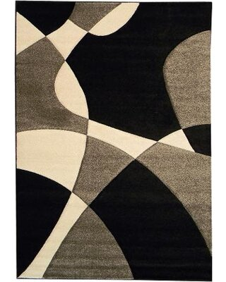 Hollywood Champagne Area Rug by American Cover Designs