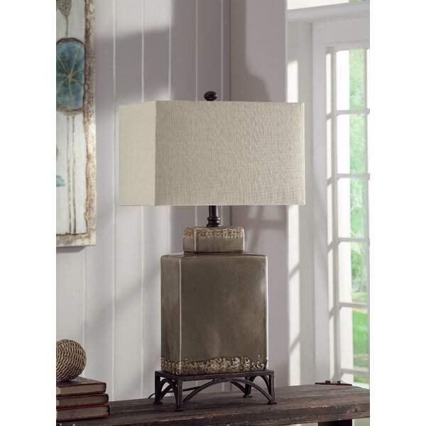 Tuscan Pottery 34 Buffet Lamp by Crestview Collection