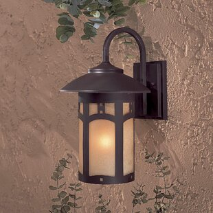 Harveston Manor 1-Light Outdoor Wall Lantern By Great Outdoors by Minka Outdoor Lighting