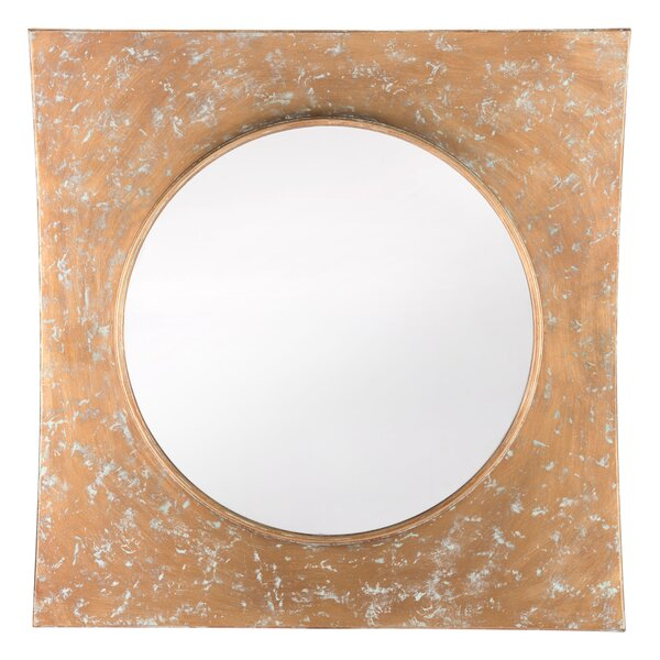 Mctaggart Accent Mirror by Wrought Studio