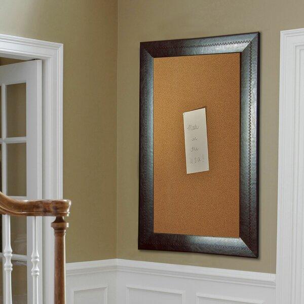 Bersum Wall Mounted Bulletin Board by Darby Home Co