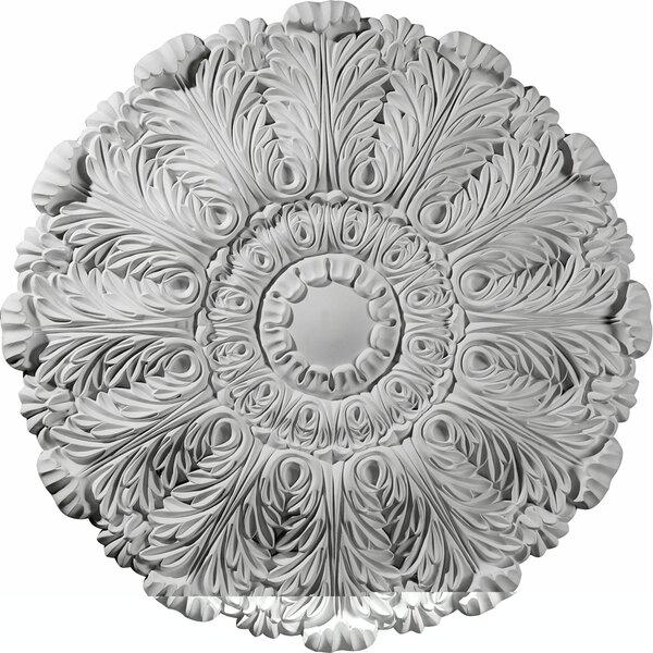 Durham 31H x 31W x 1 1/2D Ceiling Medallion by Ekena Millwork