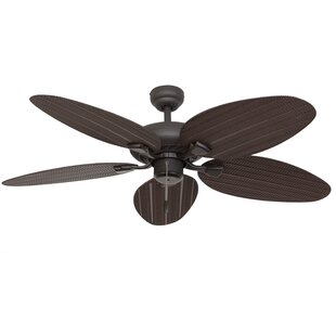 52 Kalea 5 Blade Outdoor Ceiling Fan With Remote