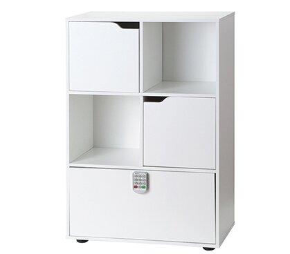Remillard Locking Safe Standard Bookcase by Latitude Run