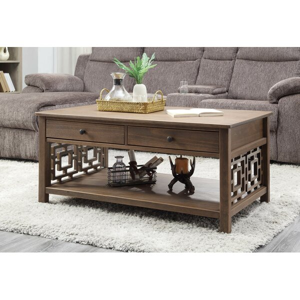 Montgomery Coffee Table by World Menagerie