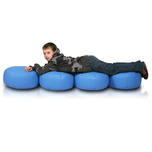 Bean Bag Set (Set of 2) by Furini