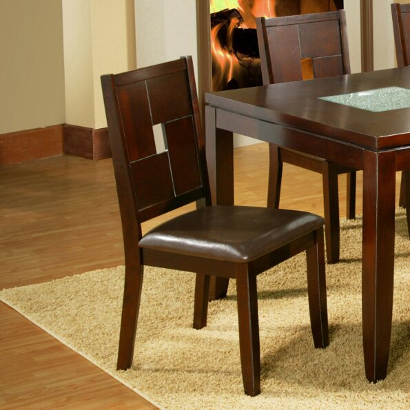 Lakeport Side Chair (Set of 2) by Alpine Furniture