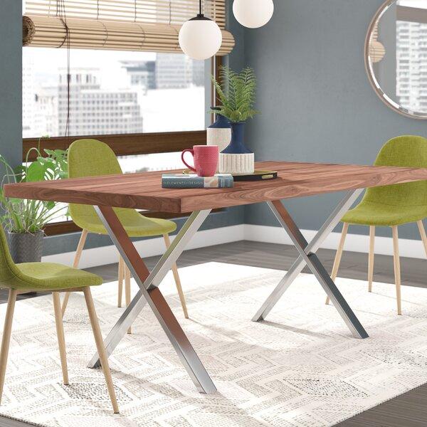 Addis Dining Table by Mercury Row