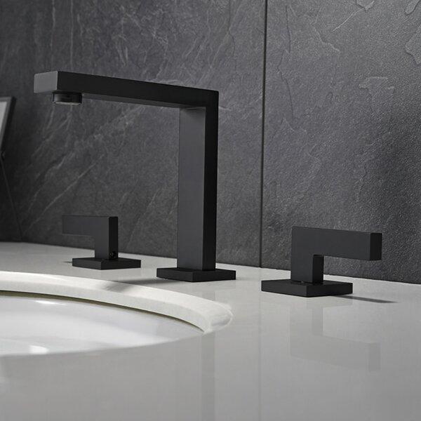 Widespread Bathroom Faucet By Hlihome