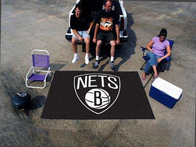 NBA - Brooklyn Nets Doormat by FANMATS