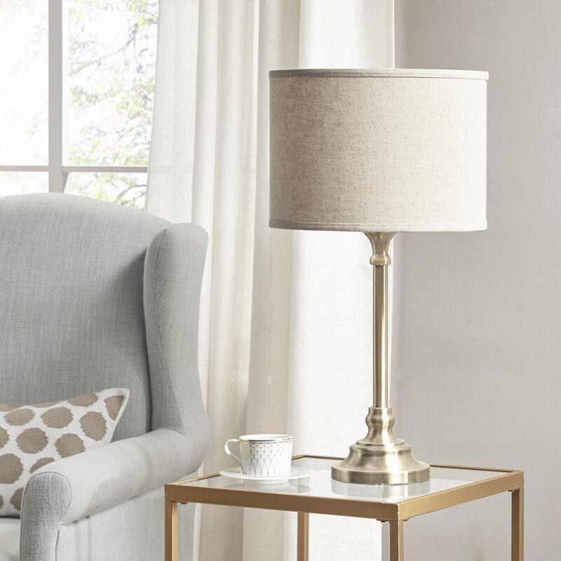 Martha Stewart Rosen 27 Quot Table Lamp Wayfair
