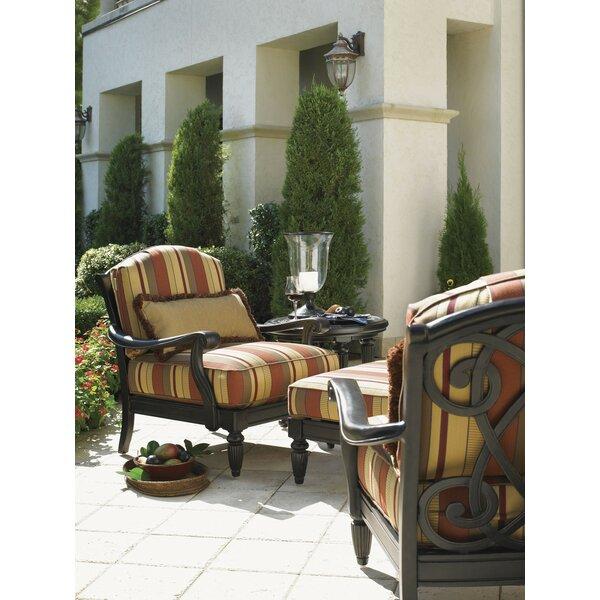 Kingstown Sedona Patio Chair with Sunbrella Cushion by Tommy Bahama Outdoor