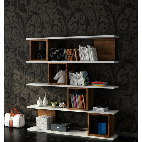 Geometric Bookcase By Ivy Bronx