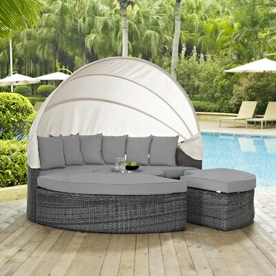 Brayden Studio Daybed Cushions Fabric Sofas